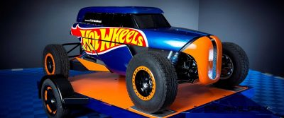 EcoBoost Powered Hot Wheels® Rip Rod