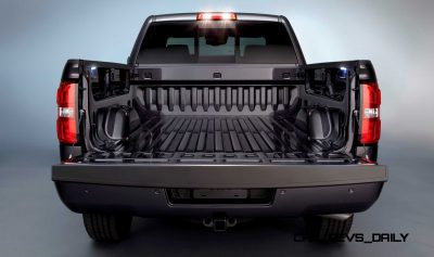 2014 GMC Sierra All Terrain Bed Lighting