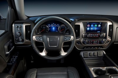2014 GMC Sierra Denali High-Tech Interior