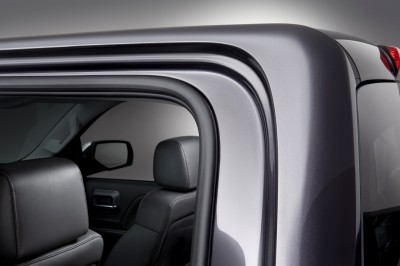 2014 GMC Sierra Inlay Door Detail
