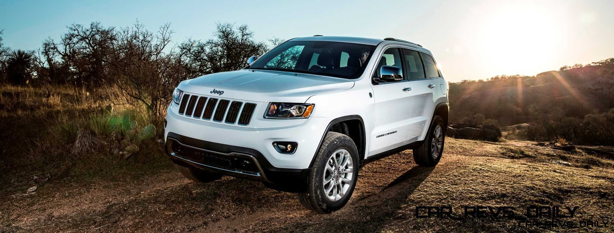 2014 Jeep Grand Cherokee Laredo From $29,000