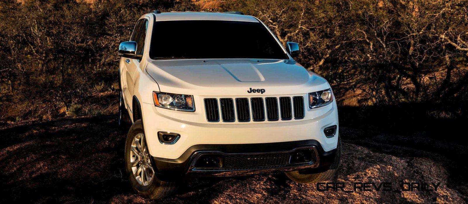 Jeep Cherokee Altitude >> 2014 Jeep Grand Cherokee Laredo from $29,000