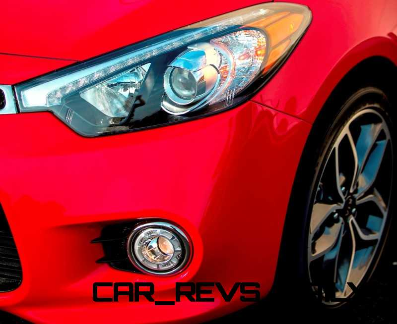 2014 Kia Forte Koup Adds First Turbo Option to Slinky 2-Door Shape 1