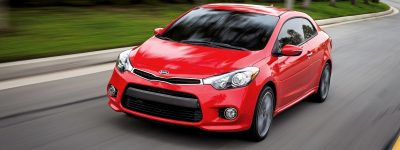 2014 Kia Forte Koup Adds First Turbo Option to Slinky 2-Door Shape 10
