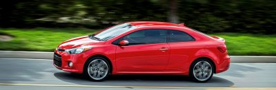 2014 Kia Forte Koup Adds First Turbo Option to Slinky 2-Door Shape 11