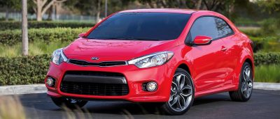 2014 Kia Forte Koup Adds First Turbo Option to Slinky 2-Door Shape 12