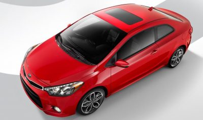 2014 Kia Forte Koup Adds First Turbo Option to Slinky 2-Door Shape 18