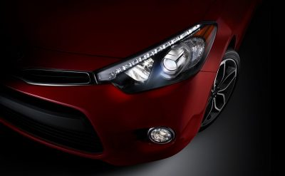 2014 Kia Forte Koup Adds First Turbo Option to Slinky 2-Door Shape 23