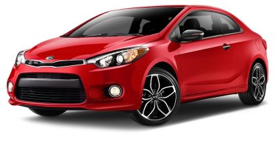 2014 Kia Forte Koup Adds First Turbo Option to Slinky 2-Door Shape 25