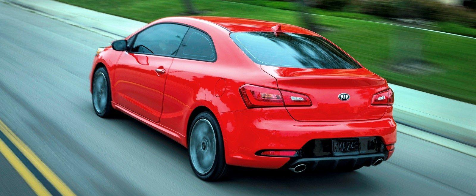 2014 Kia Forte Koup Spooling Up New Turbo Power For Slinky 2 Door