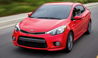 2014 Kia Forte Koup Adds First Turbo Option to Slinky 2-Door Shape 9
