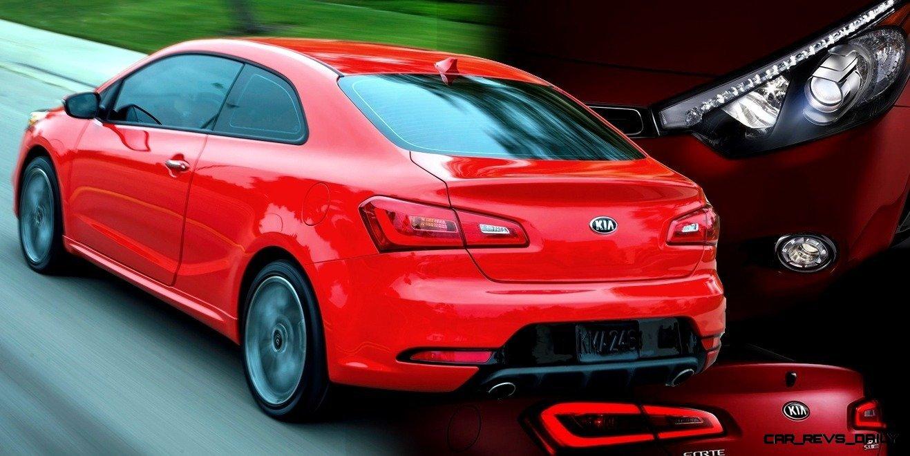 2014 Kia Forte Koup Spooling Up New Turbo Power For