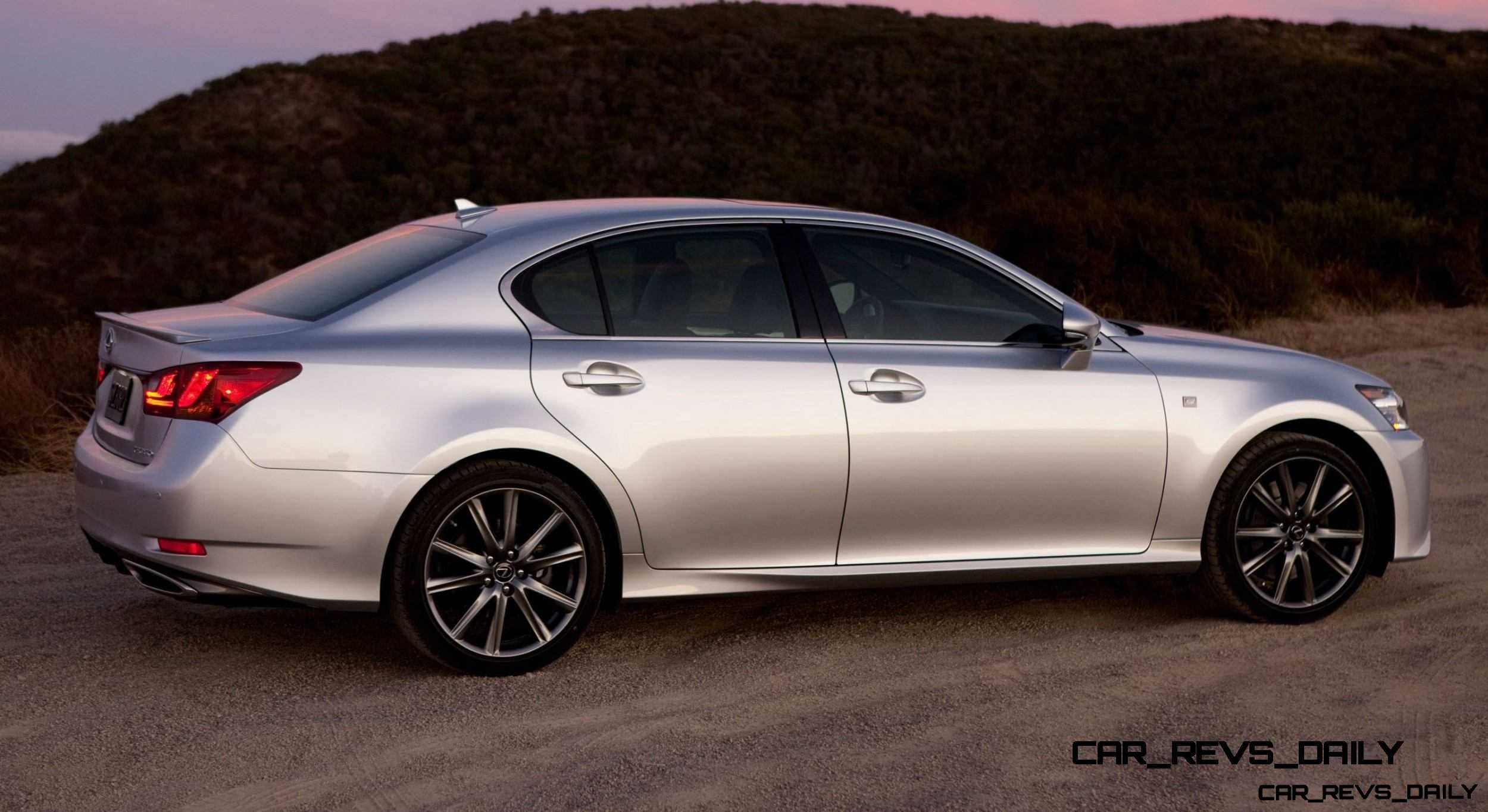 2014 lexus gs350 and gs f sport buyers guide info 12. Black Bedroom Furniture Sets. Home Design Ideas