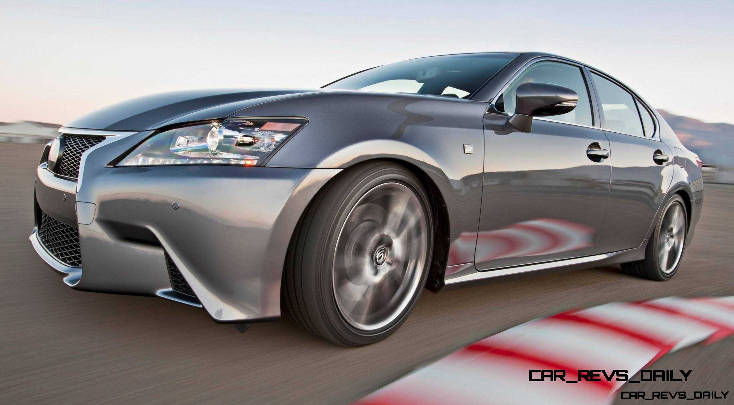2014 lexus gs350 and gs f sport buyers guide info 16. Black Bedroom Furniture Sets. Home Design Ideas