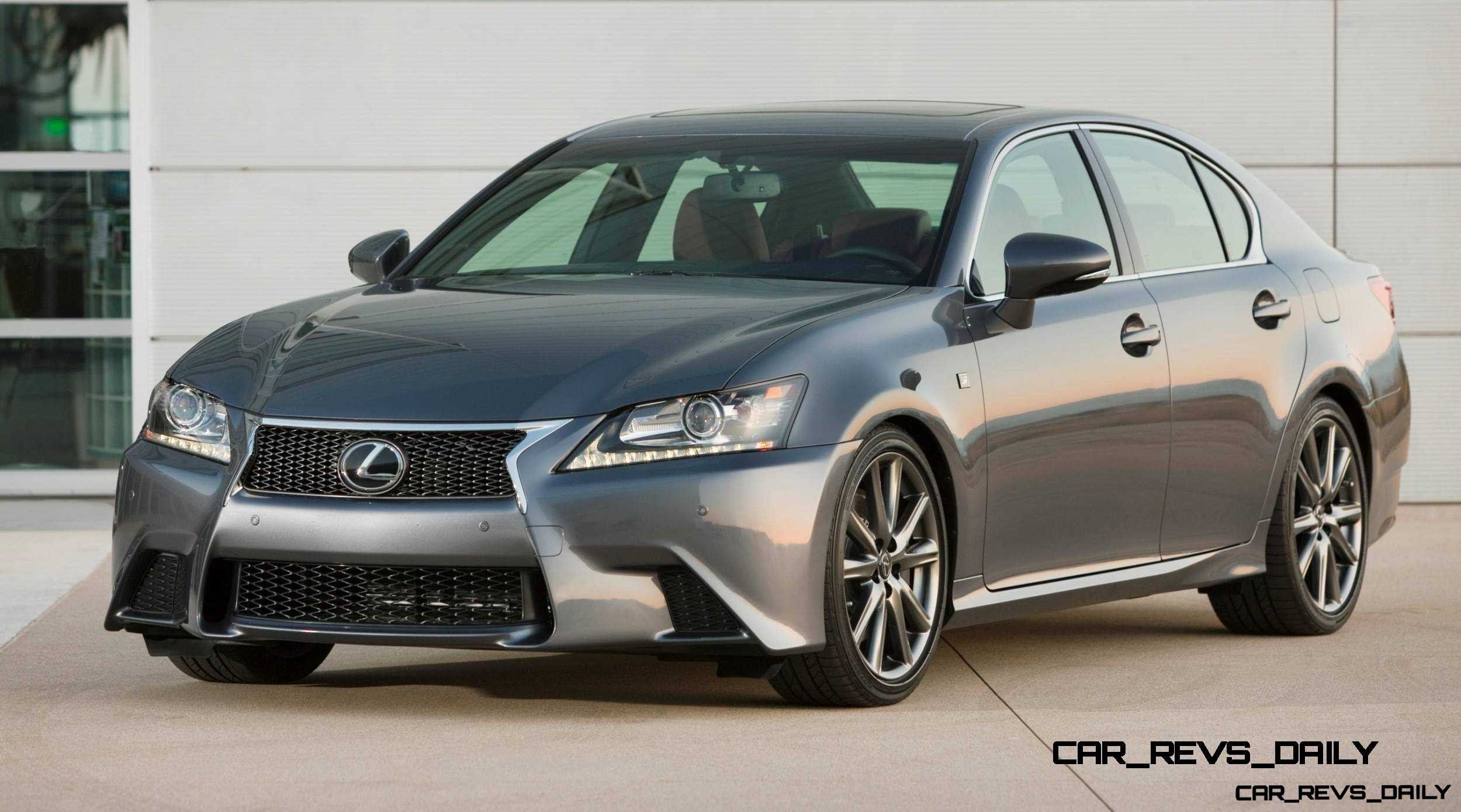 2014 lexus gs350 and gs f sport buyers guide info 18. Black Bedroom Furniture Sets. Home Design Ideas