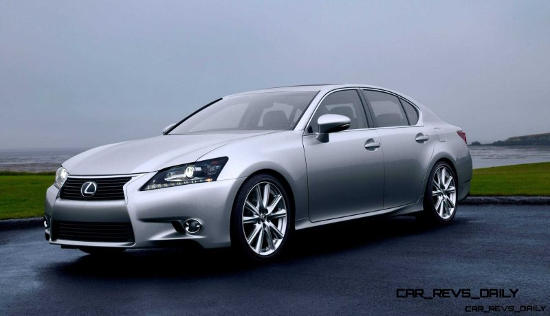 2014 Lexus GS350 and GS F Sport - Buyers Guide Info 2