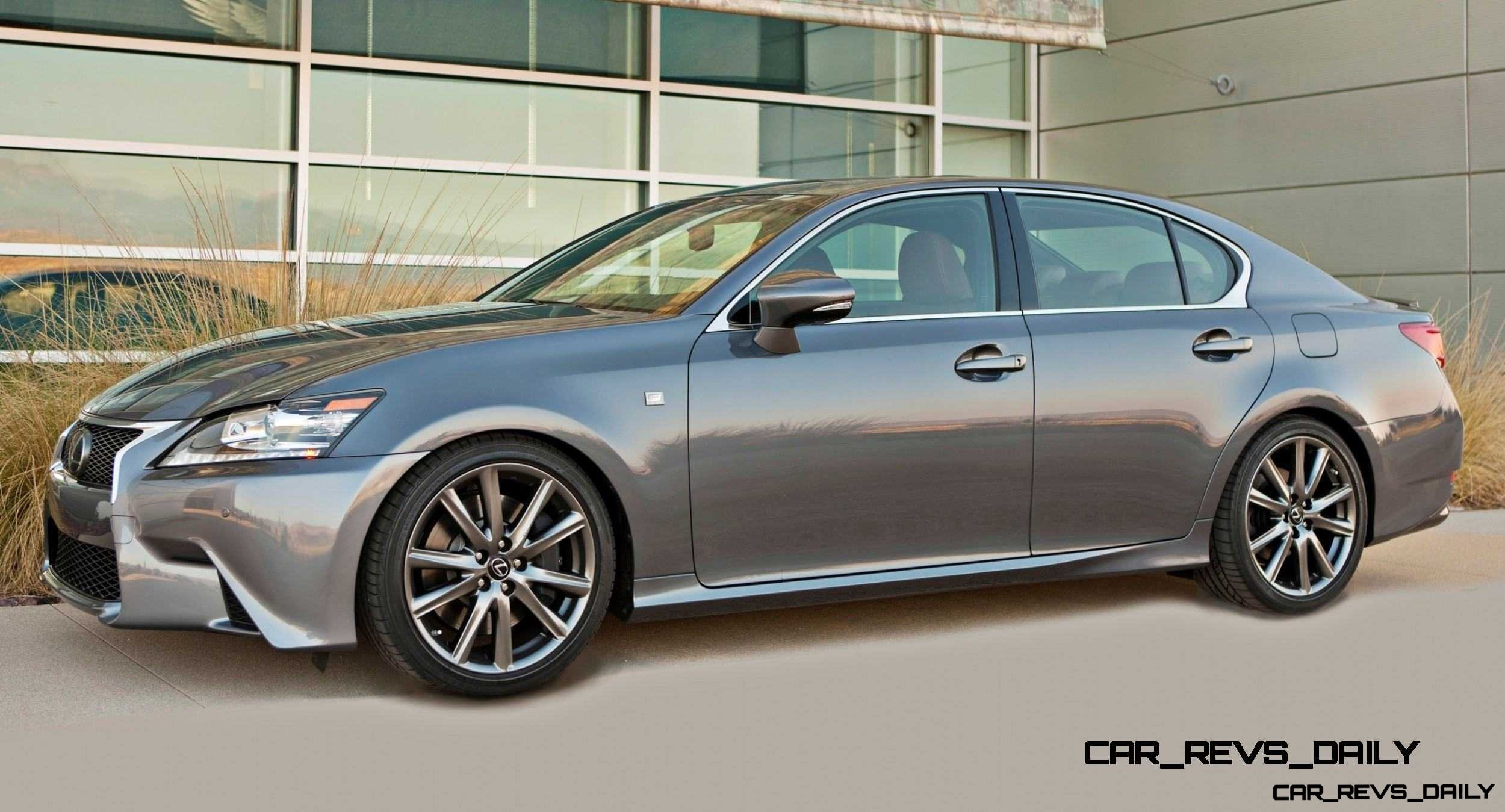 2014 lexus gs350 and gs f sport buyers guide info 15. Black Bedroom Furniture Sets. Home Design Ideas