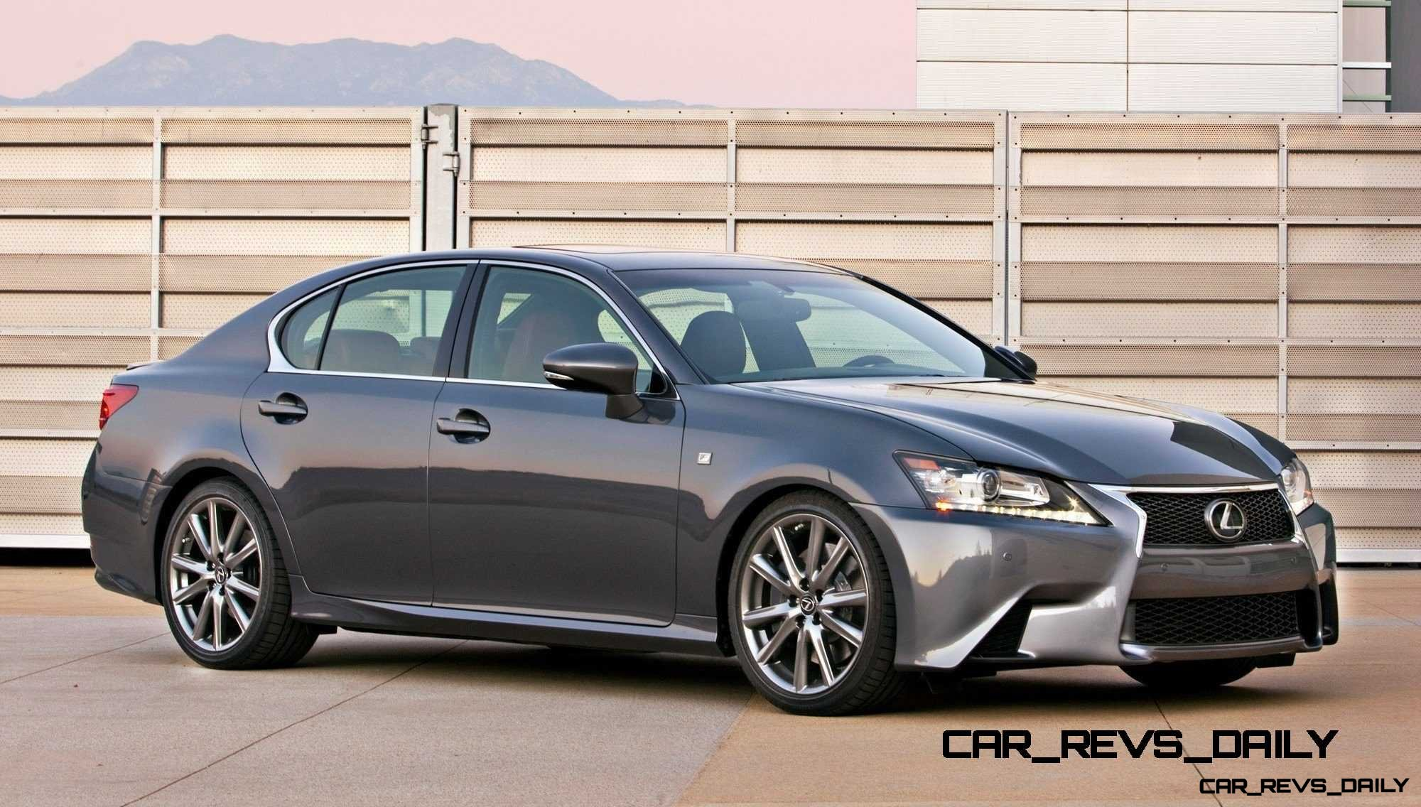2014 lexus gs350 and gs f sport buyers guide info 21. Black Bedroom Furniture Sets. Home Design Ideas