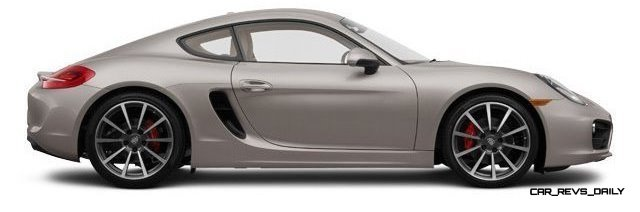 2014 Porsche Cayman S - COLORS 11