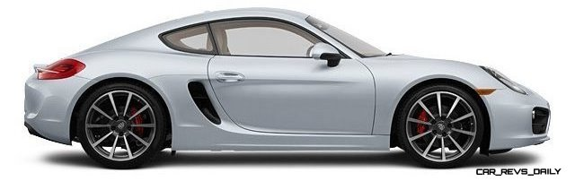 2014 Porsche Cayman S - COLORS 20