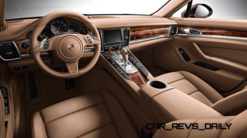 2014 Porsche Panamera Buyers Guide - Interiors 1