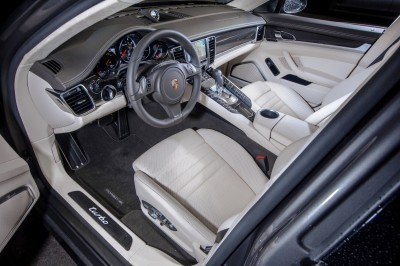 2014 Porsche Panamera Buyers Guide - Interiors 11