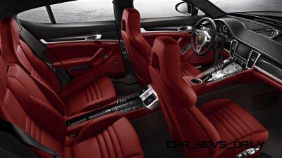 2014 Porsche Panamera Buyers Guide - Interiors 14