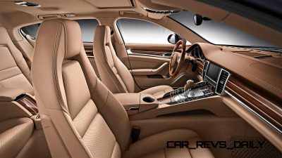 2014 Porsche Panamera Buyers Guide - Interiors 16