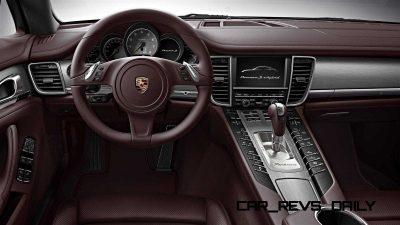 2014 Porsche Panamera Buyers Guide - Interiors 2