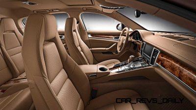 2014 Porsche Panamera Buyers Guide - Interiors 3