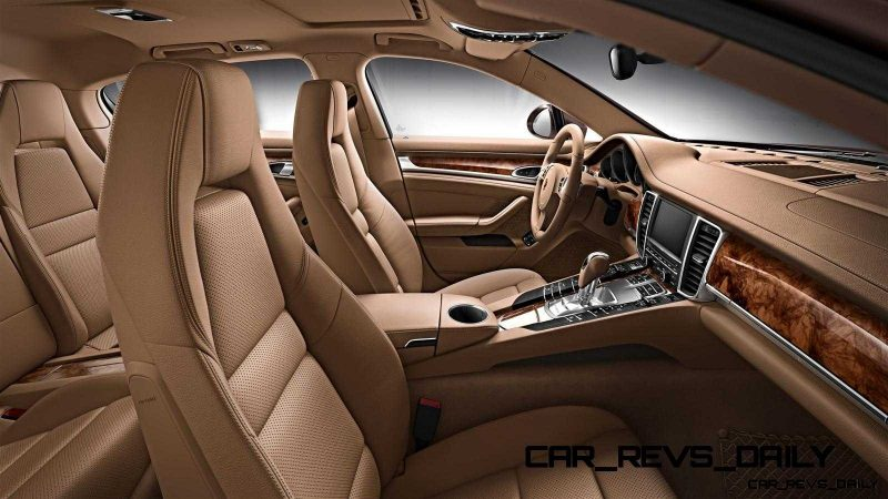 2014 Porsche Panamera Buyers Guide - Interiors 3