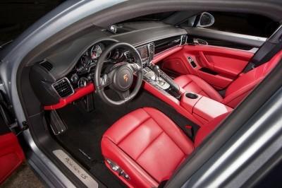 2014 Porsche Panamera Buyers Guide - Interiors 4