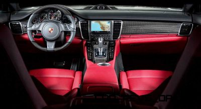 2014 Porsche Panamera Buyers Guide - Interiors 5
