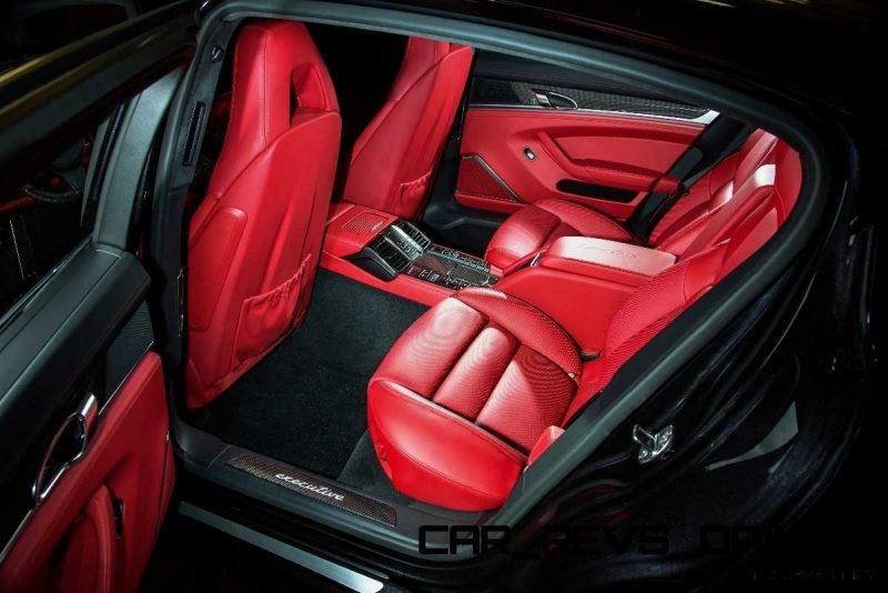 2014 Porsche Panamera Buyers Guide - Interiors 6