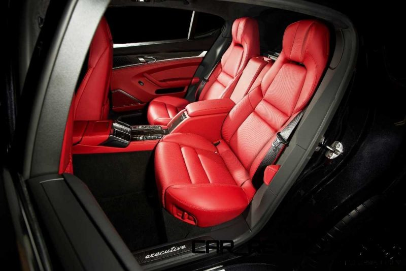 2014 Porsche Panamera Buyers Guide - Interiors 8