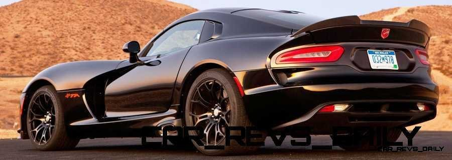 2014 SRT Viper Brings Hot New Styles and Three New Colors44
