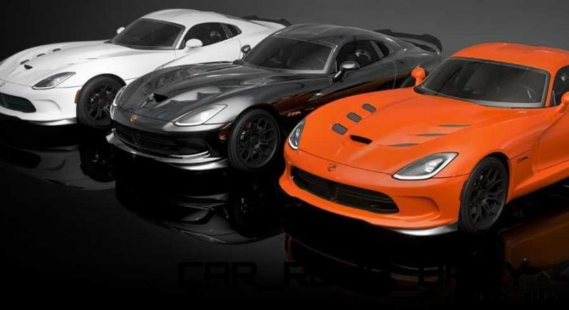 2014 SRT Viper Brings Hot New Styles and Three New Colors57