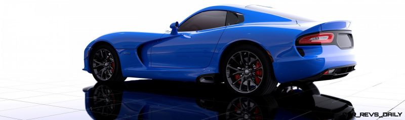 The SRT® brand kicked-off ?The SRT Viper Color Contest,? an online contest that enables fans to name an official new exterior color for the 2014 Viper Grand and win a trip to the ?2014 Rolex 24 Hours At Daytona? at Daytona International Speedway in Jan