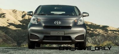 2014 Scion iQ Glams Up With Two-Tone EV and Monogram Editions 12