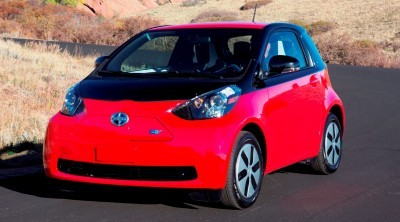 2014 Scion iQ Glams Up With Two-Tone EV and Monogram Editions 17