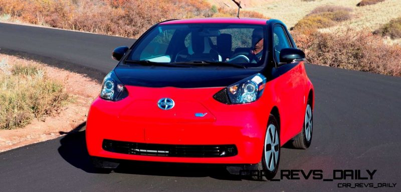 2014 Scion iQ Glams Up With Two-Tone EV and Monogram Editions 18
