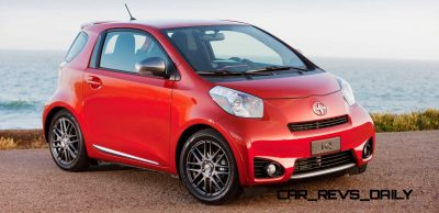 2014 Scion iQ Glams Up With Two-Tone EV and Monogram Editions 2