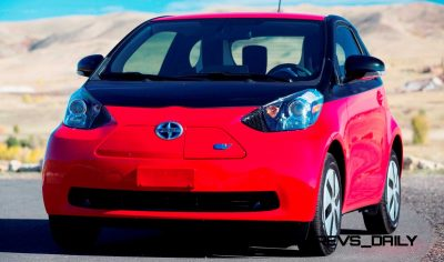 2014 Scion iQ Glams Up With Two-Tone EV and Monogram Editions 21