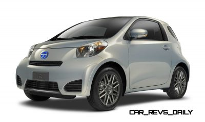2014 Scion iQ Glams Up With Two-Tone EV and Monogram Editions 45