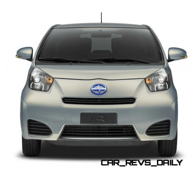 2014 Scion iQ Glams Up With Two-Tone EV and Monogram Editions 48