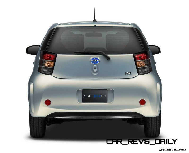 2014 Scion iQ Glams Up With Two-Tone EV and Monogram Editions 49