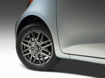 2014 Scion iQ Glams Up With Two-Tone EV and Monogram Editions 50