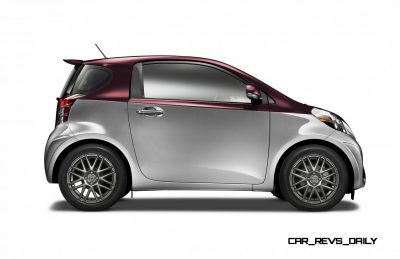2014 Scion iQ Glams Up With Two-Tone EV and Monogram Editions 56