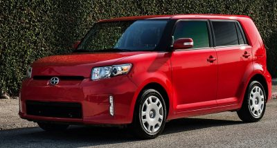 2014 Scion xB Red 1
