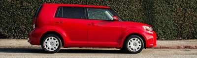2014 Scion xB Red 2